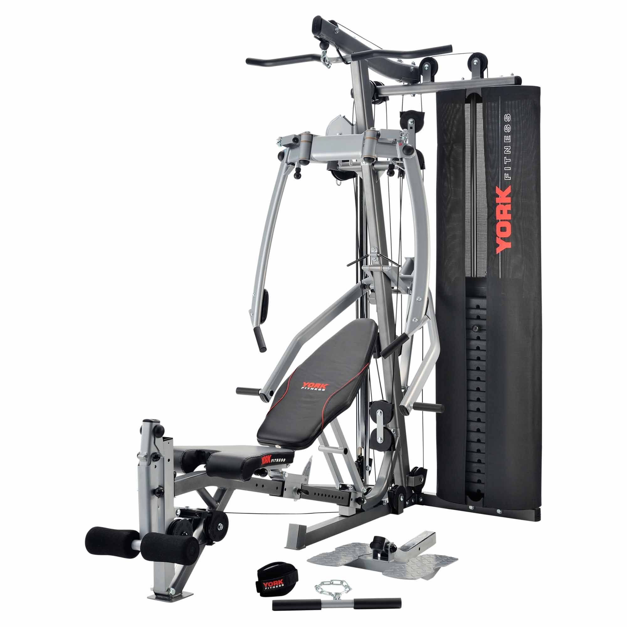 North York Personal Trainer For In Home: York Excel Multigym