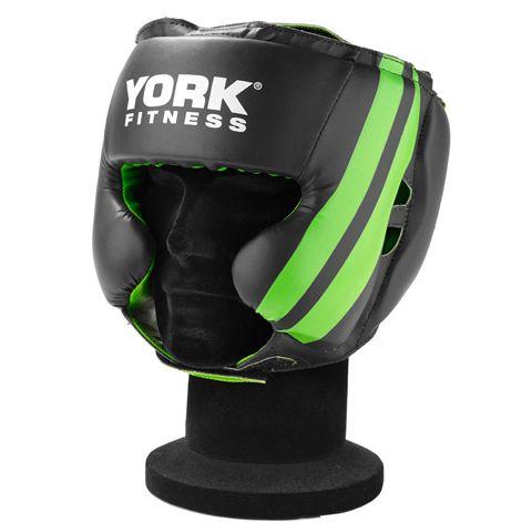 York Multifit Headguard