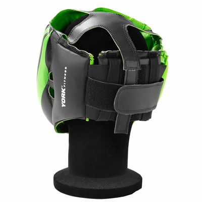 York Multifit Headguard - Back