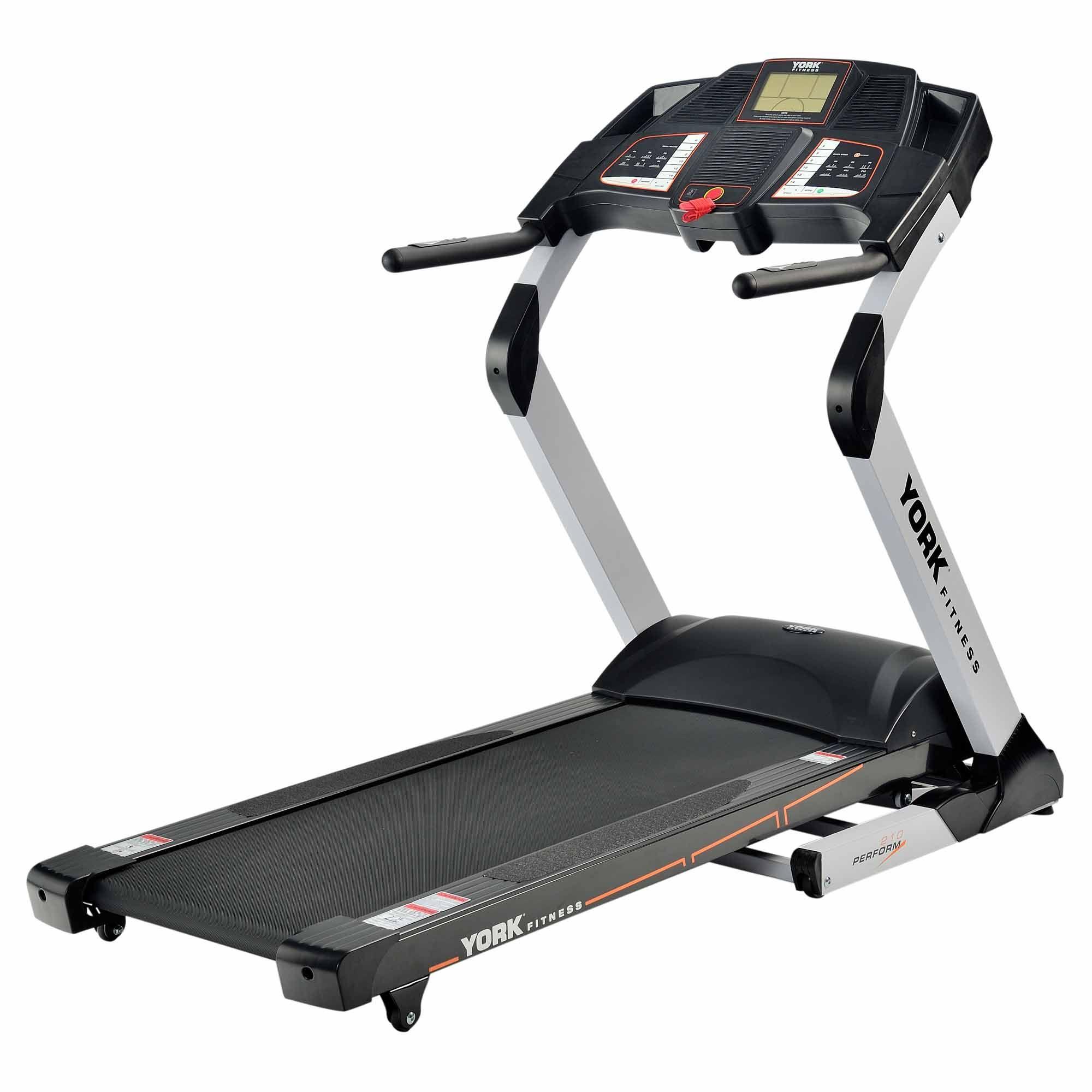 York Perform 210 Treadmill Sweatband Com