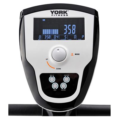 York Perform 230 Front Drive Cross Trainer - Console