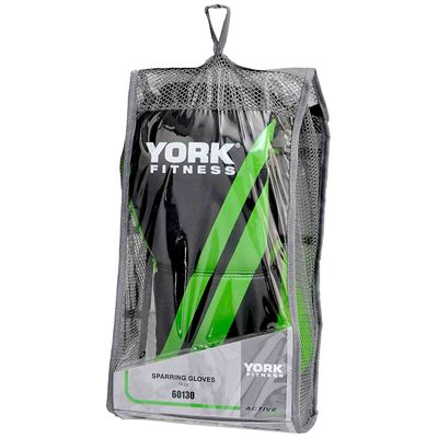 York Sparring Gloves - Packaging