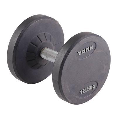 York 12.5kg Pro-Style Dumbbell