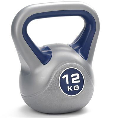 12 kg Vinyl Kettlebell from York