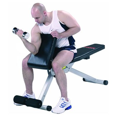York 13 In 1 Utility Workout Bench Use