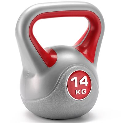 14 kg Vinyl Kettlebell from York