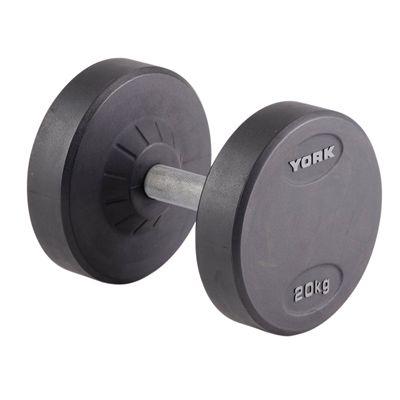 York 20kg Pro-Style Dumbbell