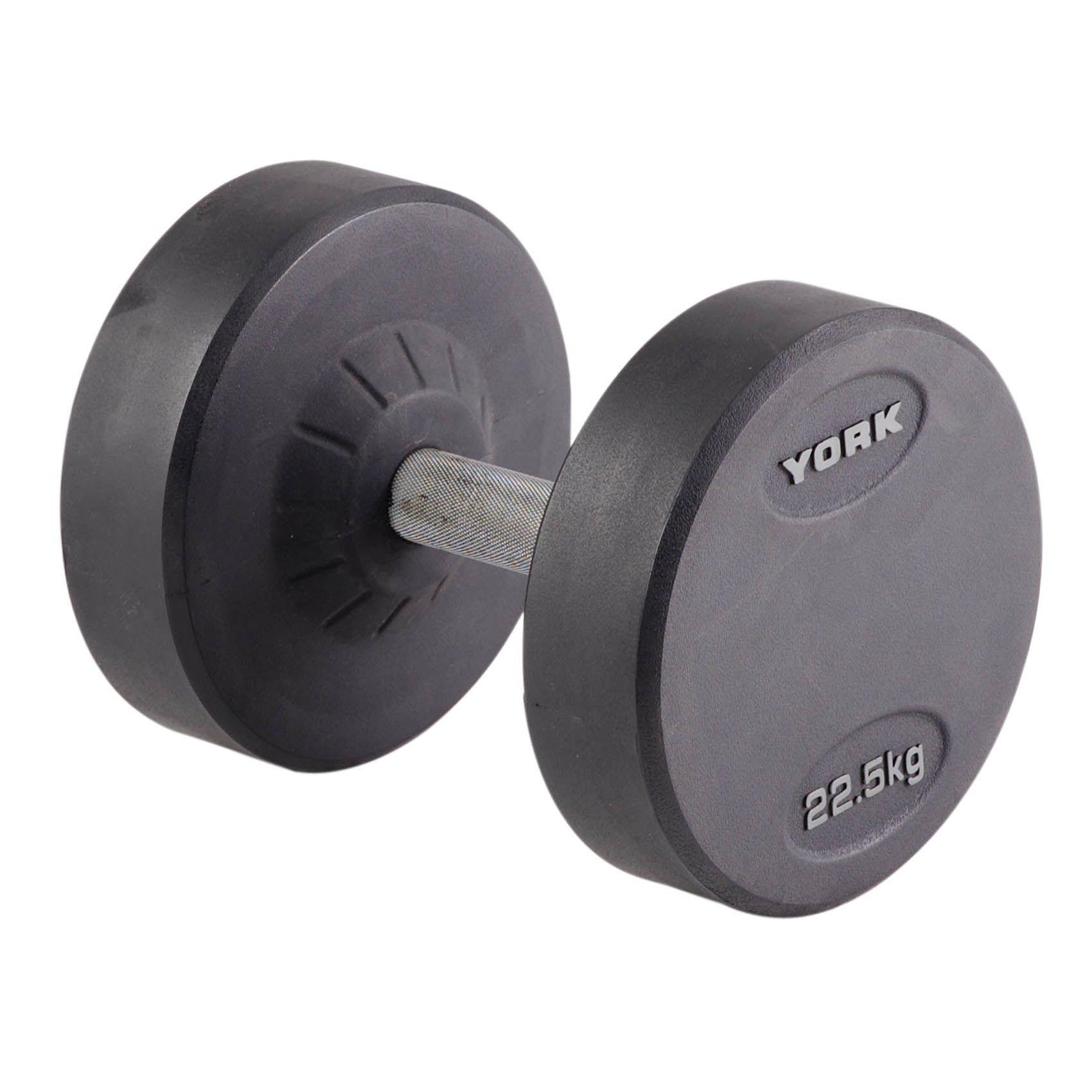 York 22.5kg Pro-Style Dumbbell