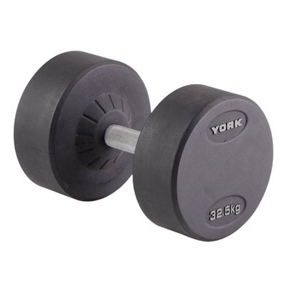 York 32.5kg Pro-Style Dumbbell