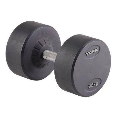 York 35kg Pro-Style Dumbbell