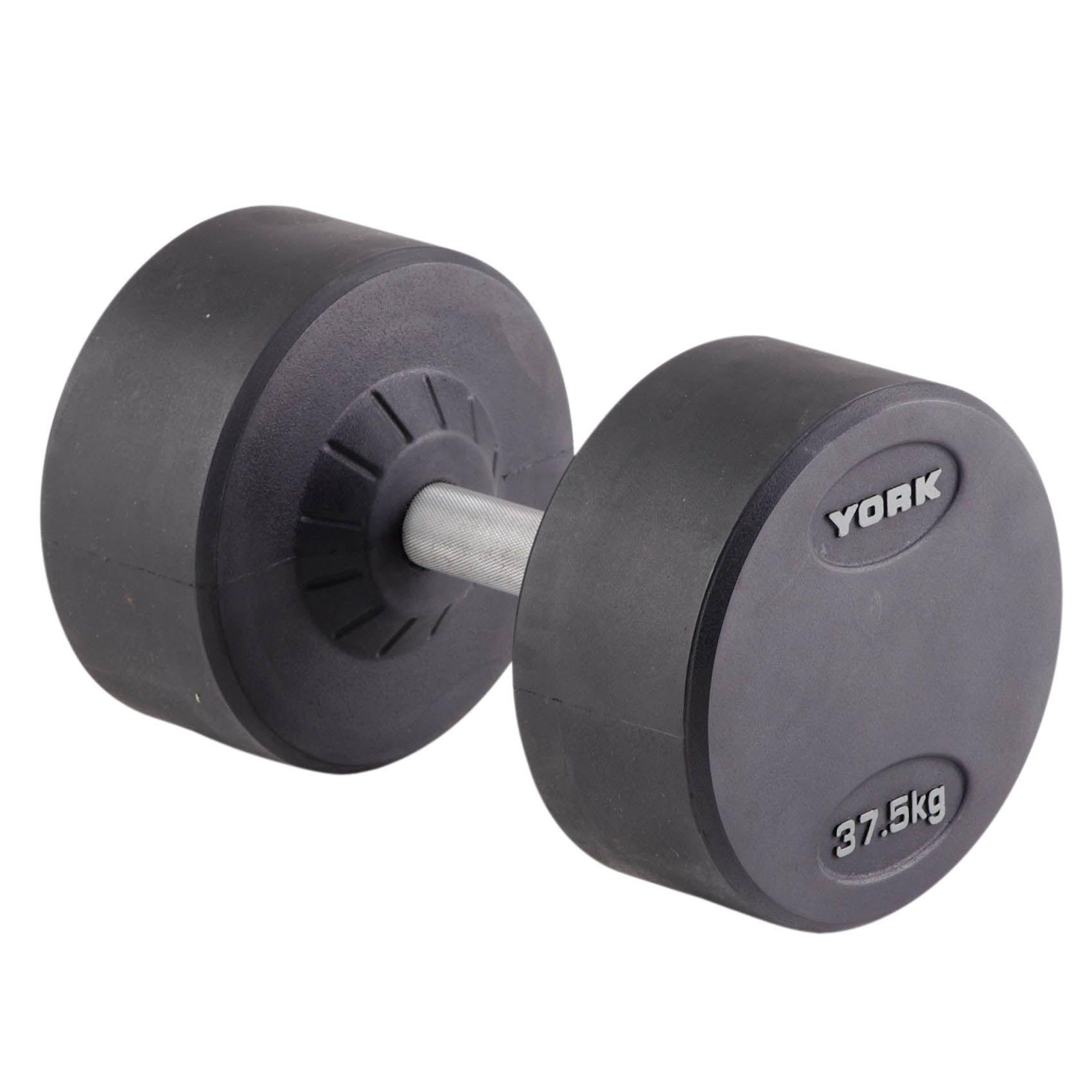 York 37.5kg Pro-Style Dumbbell