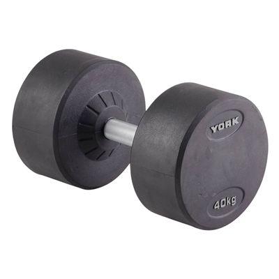 York 40kg Pro-Style Dumbbell
