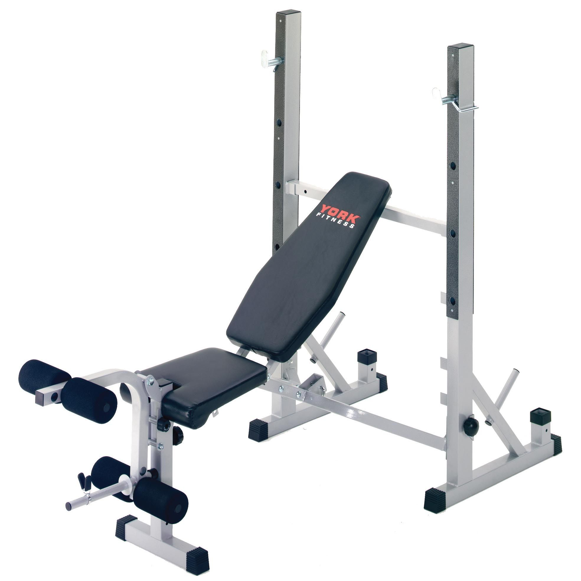 York 540 Folding Squat Bench