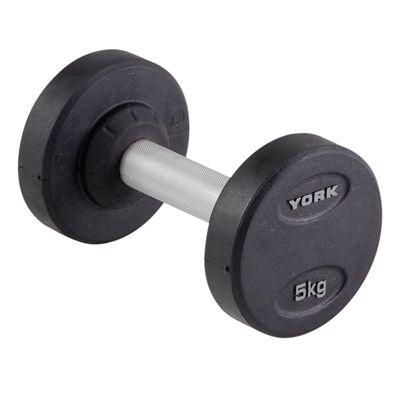 York 5kg Pro-Style Dumbbell