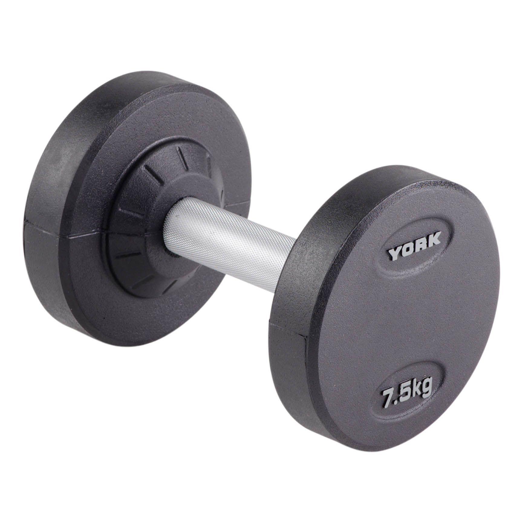 York 7.5kg Pro-Style Dumbbell