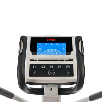 York 7000 Series XI Elliptical Cross Trainer - Console