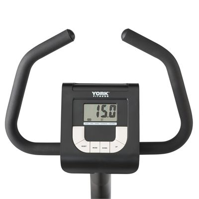 York Active 100 Exercise Bike - Console