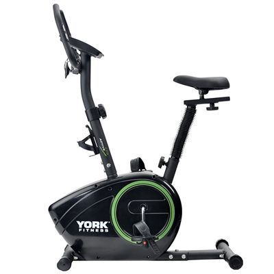 York Active 110 Exercise Bike - Side