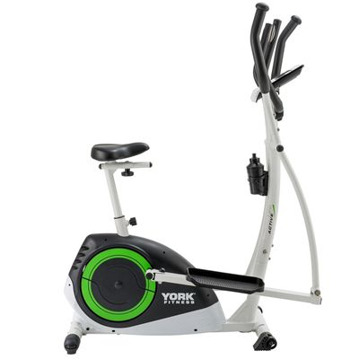 York Active 120 2 in 1 Cycle Cross Trainer - Side