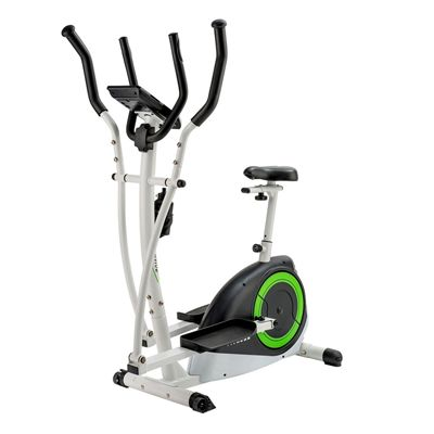 York Active 120 2 in 1 Cycle Cross Trainer - Slant