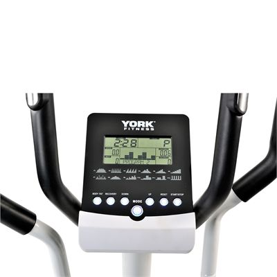 York Active 120 Cross Trainer - Console
