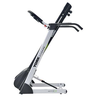 York Active 120 Treadmill Folded