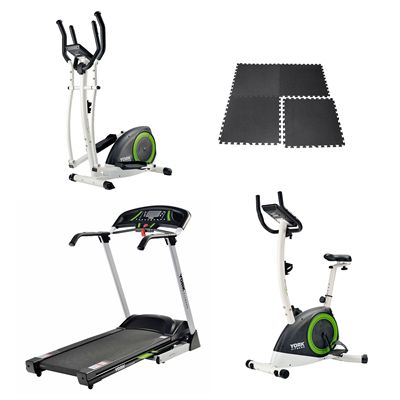 York Active Fitness Package