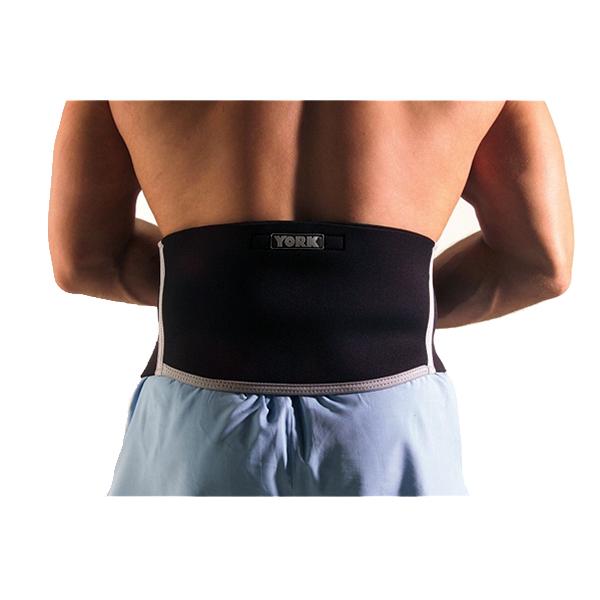 York Adjustable Lumbar Support and Pad