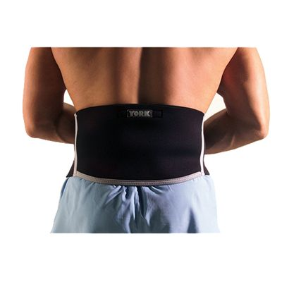 York Adjustable Lumbar Support and Pad Image