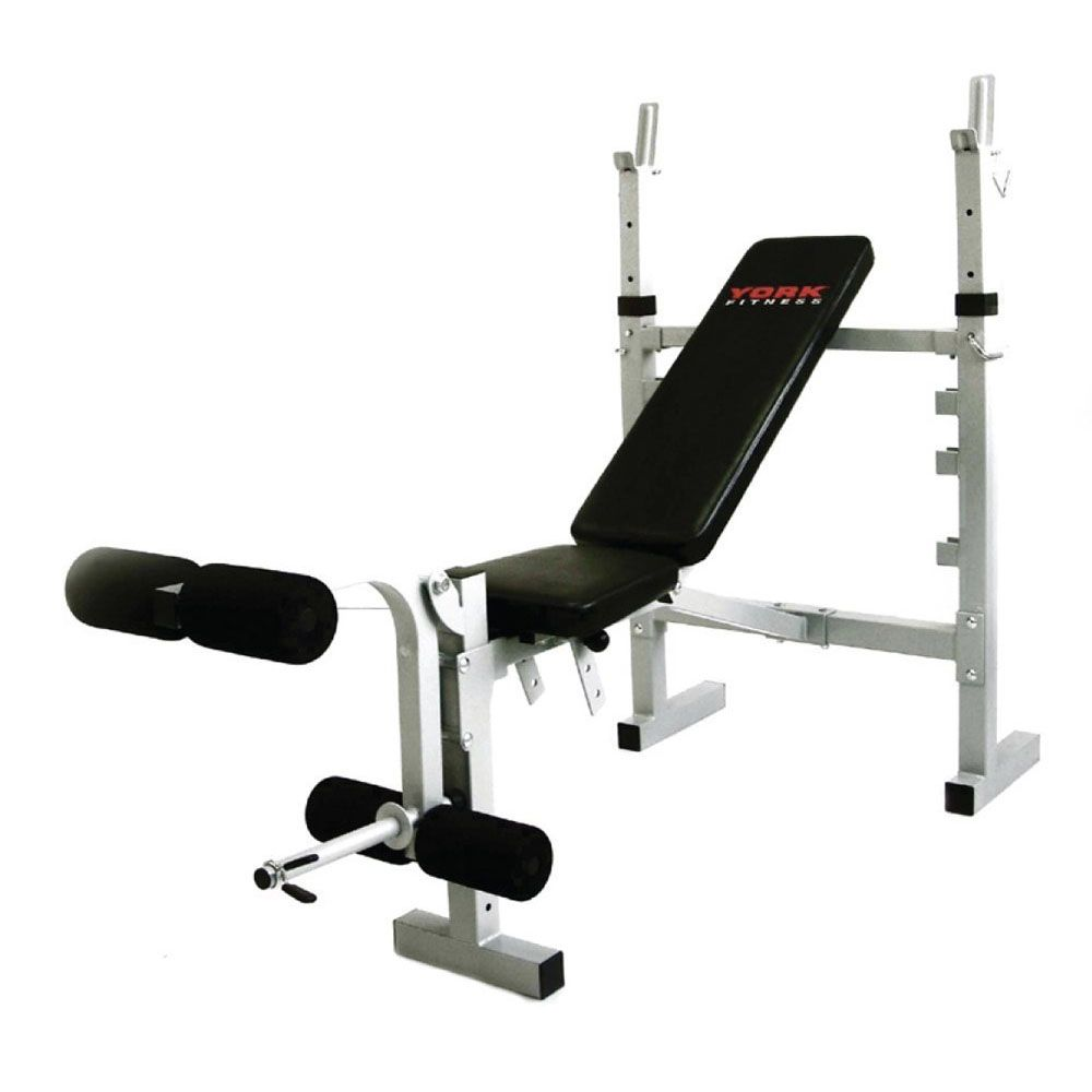 York B530 Weight Bench