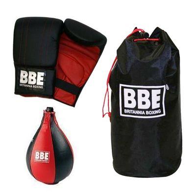 York BBE Black Speed Boxing Kit - Main
