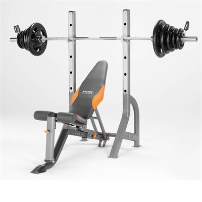 York Diamond Narrow Stance Bench