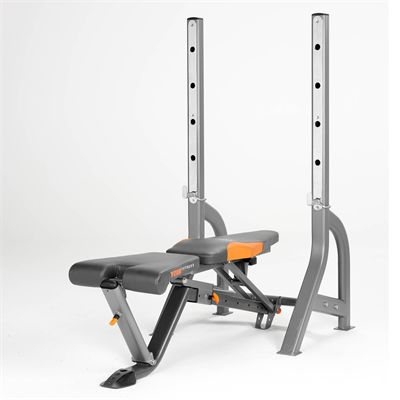 York Diamond Narrow Stance Bench1