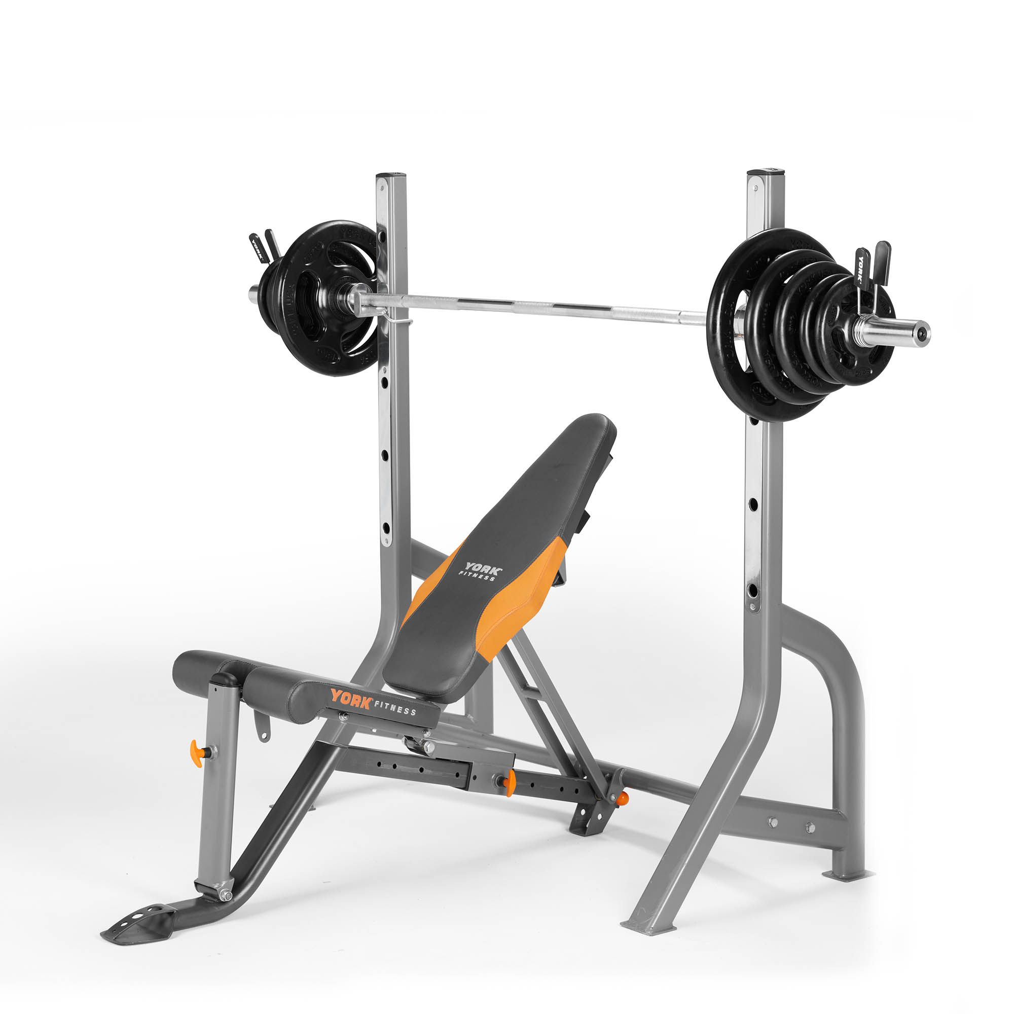 Cap Barbell Fm Cb8008 Ultimate Power Cage: Olympic Size Weight Bench. York Olympic Weight Bench 28