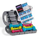 York Fitness 10kg Fitbell Set in a Case 2018
