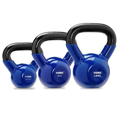 York Fitness Kettlebell Set