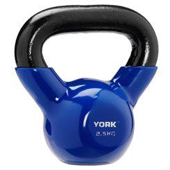 York Fitness 2.5kg Kettlebell