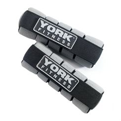 York Fitness 2 x 0.5kg Mini Hand Weights