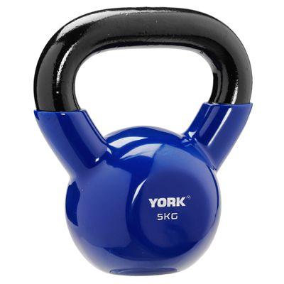 York Fitness 5kg Kettlebell
