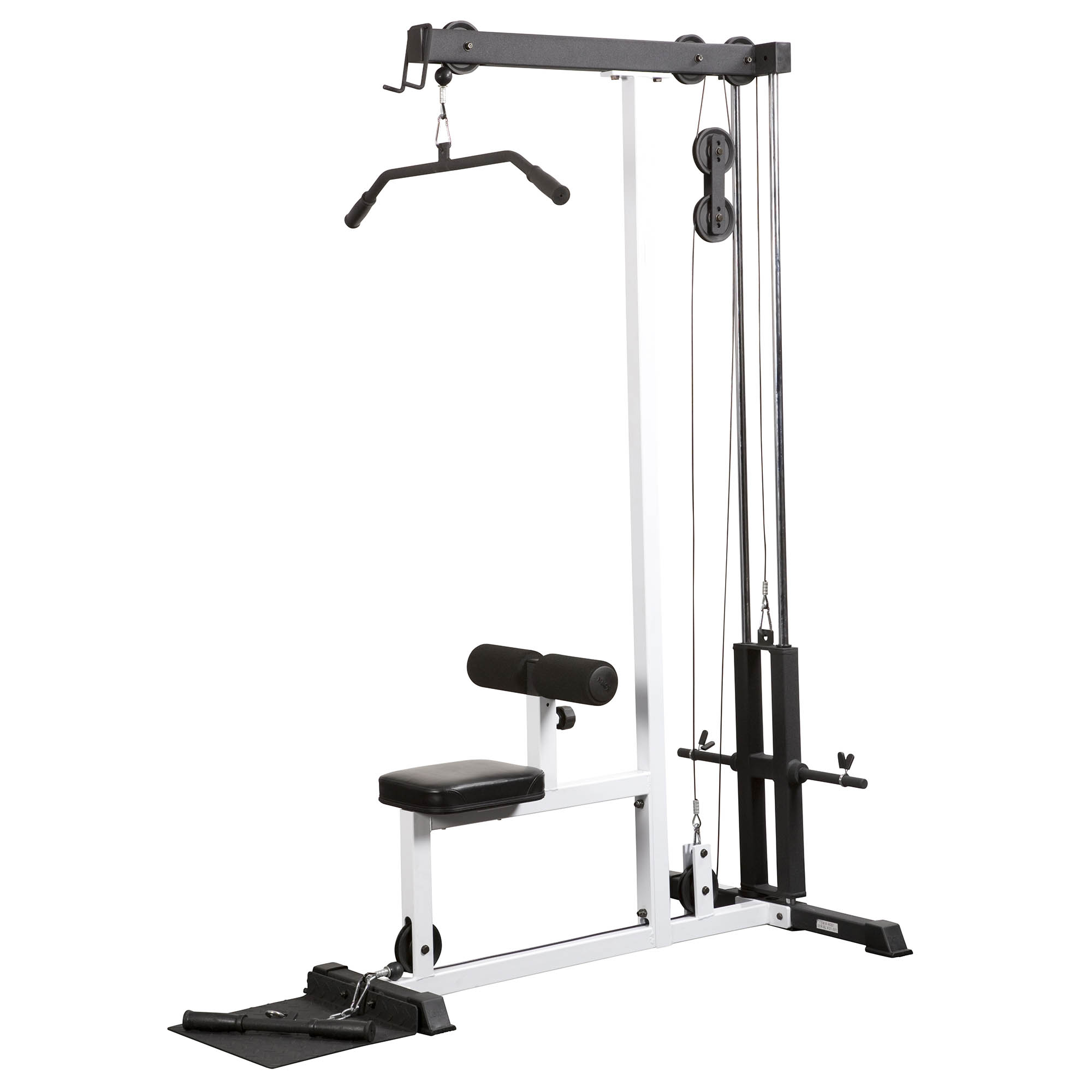 York FTS Lat Pull Down and Low Row Machine