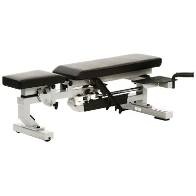 York Multi-Functional Bench - flat position