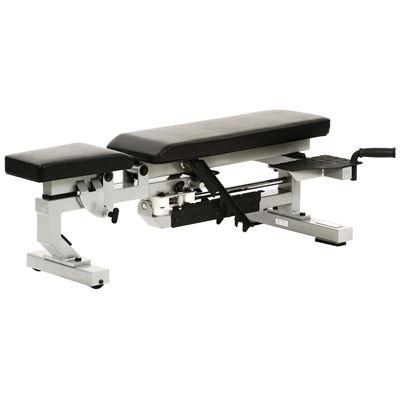 York Multi-Functional Bench - flat position