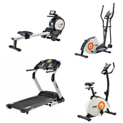 York Perform 210 Complete Fitness Package