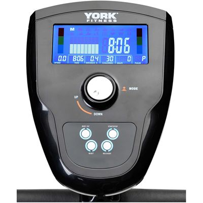 York Perform 210 Cross Trainer Console