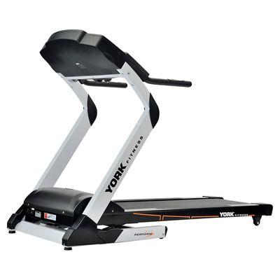 York Perform 210 Treadmill Back