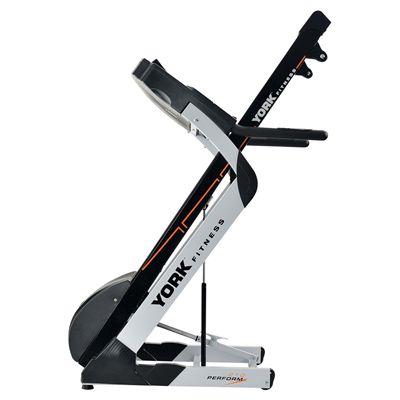 York Perform 210 Treadmill Folded