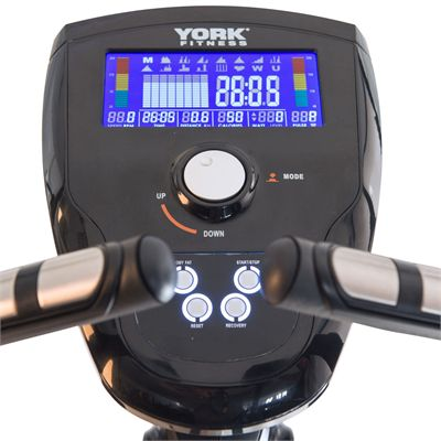 York Perform 215 Elliptical Cross Trainer - Console