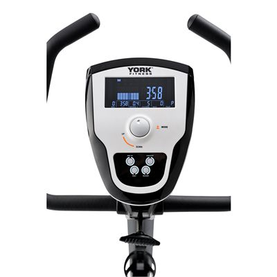 York Perform 220 Exercise Bike Console