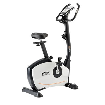 York Perform 220 Exercise Bike Side Back