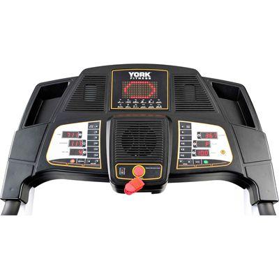 York Perform 220 Treadmill Console